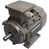 Drehstrommotor 0,55 kW - 1500 U/min - B3 - 230/400V