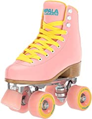 Impala Rollerskates Size Chart Bold pops of color and classic 70's style are reborn. Rock retro rink realness with the eye-catching Impala Rollerskates™ Impala Quad Skate. PETA-approved vegan product. PVC upper, heel, and sole. Metal s...
