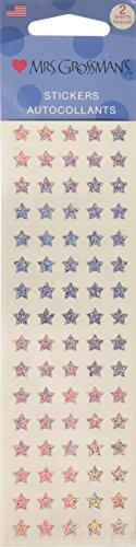 Mrs Grossman Stickers-Micro Stars]()