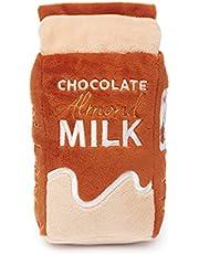 FuzzYard FY33958 Chocolate Almond Milk Dog Toy,Brown