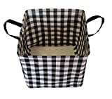 KUNRO Square Storage Basket Waterproof Coating