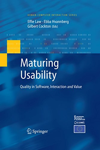 Maturing Usability: Quality in Software, Interaction and Value (Human-Computer Interaction Series Book 10) Doc