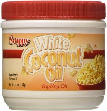 (1# Jar Pure (White) Coconut Oil)