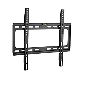 flat screen bracket fixed tv wall mount 25. Black Bedroom Furniture Sets. Home Design Ideas