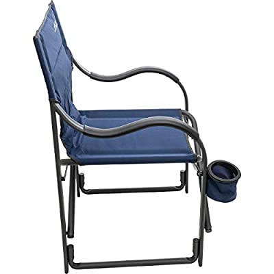 ALPS Mountaineering Camp Chair, Navy : Sports & Outdoors