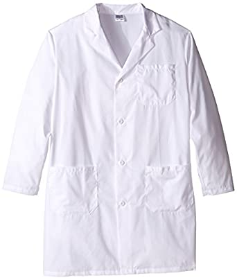 worklon 432L poliéster/algodón hombres de la consulta bata de ...
