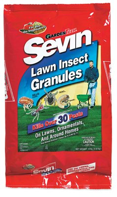 (Sevin Lawn Insect Granules Multiple Insects Carbaryl 10 Lb. )