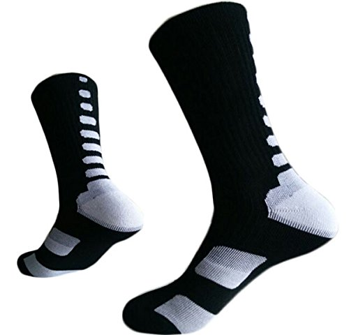 Alamor - Calcetines de Baloncesto para Hombre, 3 Unidades ...