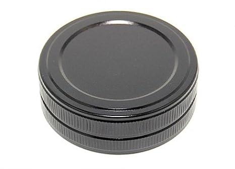52mm Stack Caps Filter-Kappen Filter-Container Schutzdeckel