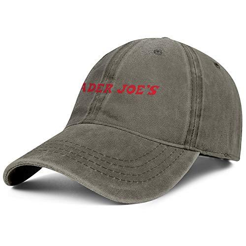Mens Womens Trader-joes- Adjustable Vintage Summer Hats Baseball Washed Dad Hat Cap ()
