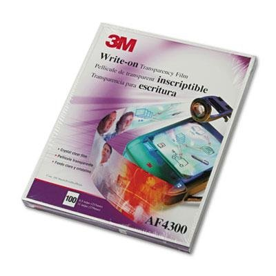 picture regarding Printable Transparency called Galleon - 3M - Publish-Upon Transparency Motion picture Letter Distinct 100