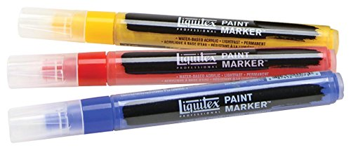 Liquitex Professional Paint Marker - Color Set
