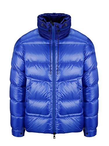 Moncler Luxury Fashion Mens Down Jacket Winter Blue (Moncler Jacket Color Men)