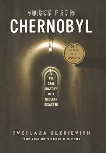 Image result for voices from chernobyl