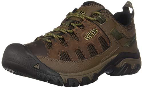- KEEN Men's Targhee Vent Hiking Shoe, Cuban/Antique Bronze, 10 M US