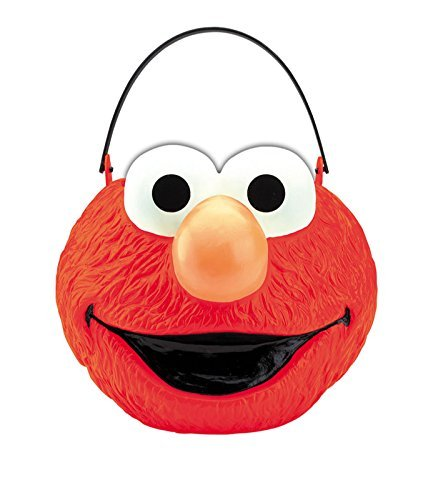 Disguise Elmo Folding Pail