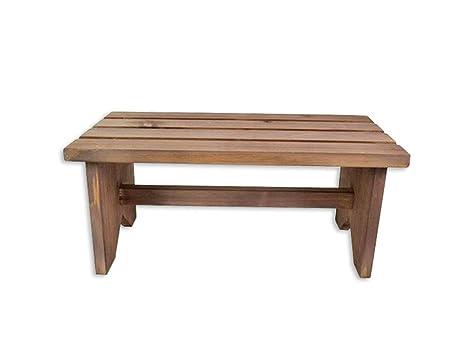 Vetrineinrete® sgabello in legno per bambini sedia seduta panca da