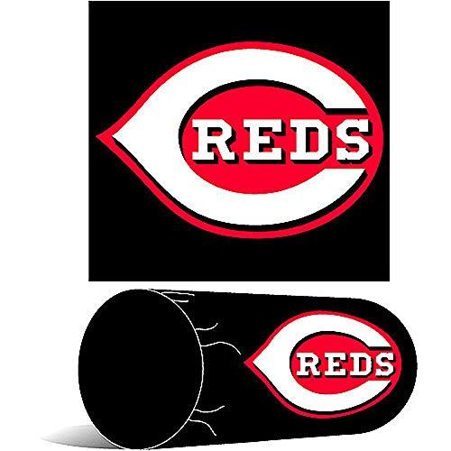 Officially Licensed MLB Cincinnati Reds Bolster Pillow