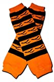 ORANGE BLACK BATS HALLOWEEN - Baby
