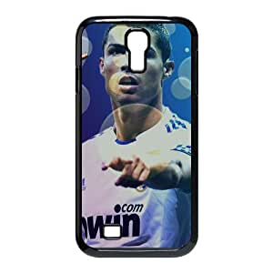 Samsung Galaxy S4 I9500 Designed Phone Case Real Madrid Left Wing Portugal Cristiano Ronaldo AQ057419