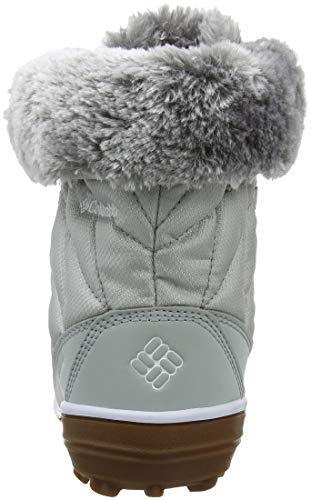 Columbia Shorty Ice Basses Heavenly Femme heat Randonnée Chaussures White Gris Omni Camo grey De rnrx4p76