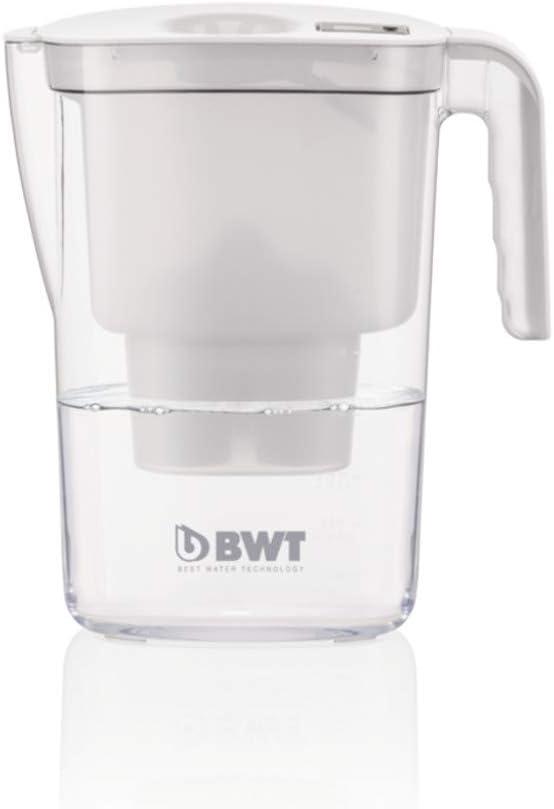 BWT VIDA 2.6L Water Filter JUG, White, 25x11x27.3 cm