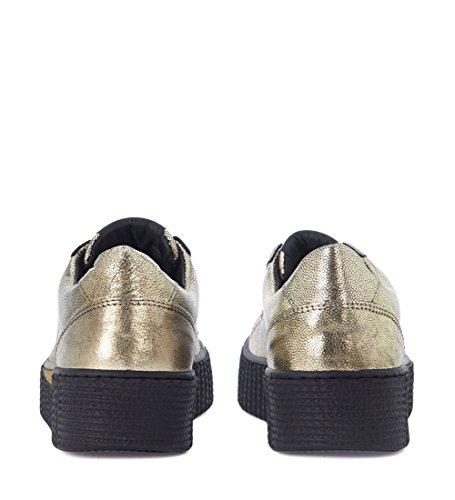 Oro Dorado Sneaker Piel Rubens Alabastro En Nira Y Corazón 8Zq8gB0v