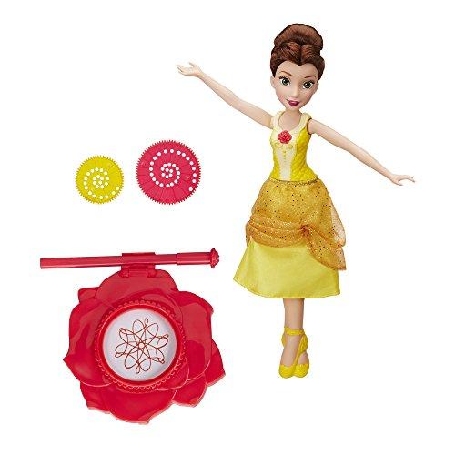 [Disney Princess Dancing Doodles Belle] (Dancing Dolls Costumes)
