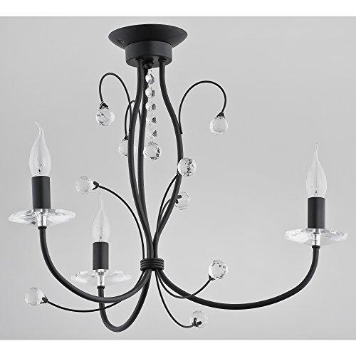 ALFA Perlota 3 Luminaire Plafonnier Suspension Lustre éclairage Interieur Plafonnier lumière