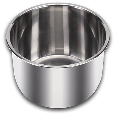 Instant Pot 3 3 Qt Pot, 3 Quart, Stainless Steel