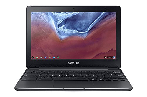 New Samsung Chromebook 3, 11.6, 4GB RAM, 16GB eMMC, Chromebook (XE500C13-K04US) (Certified Refurbis...
