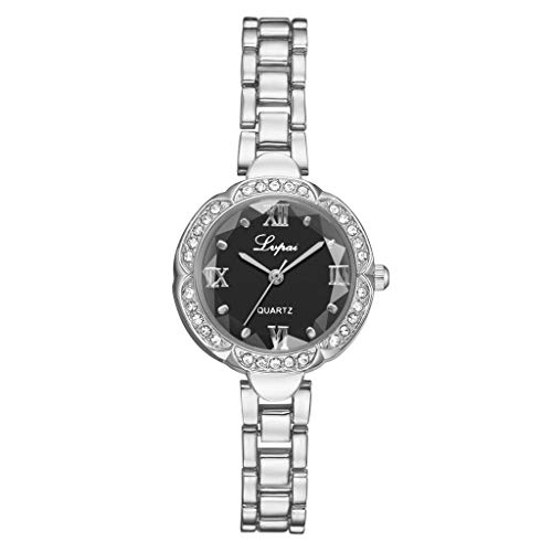 Aoesila Simple Casual Fashion Small European Beauty And Delicate Bracelet Watch Ingenious ()