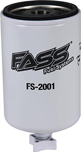 FASS (FS-2001) Titanium Series Water Separator