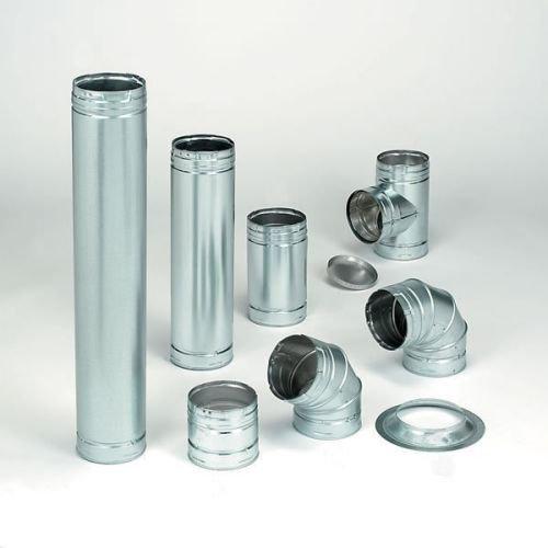 Round Gas Vent Pipe (DuraVent 8GV24 8
