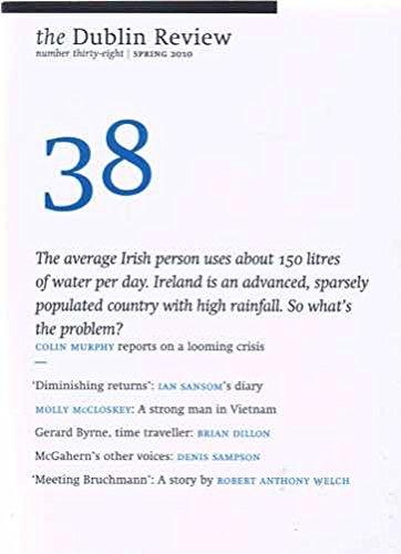 Download Dublin Review No 38 Spring 2010 pdf