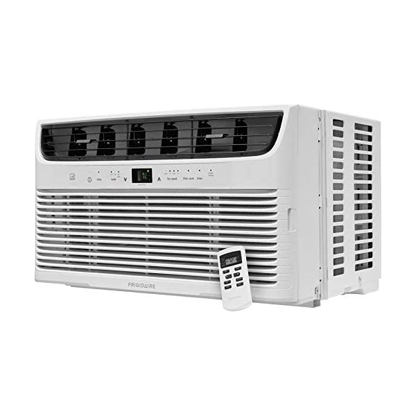 Frigidaire FFRE063ZA1 19″ Energy Star Window Mounted Air Conditioner with 6000...