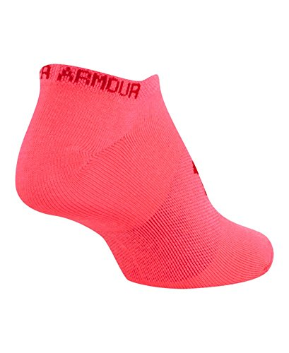 Under Armour Women's Liner No-Show Socks , Brights/Assorted