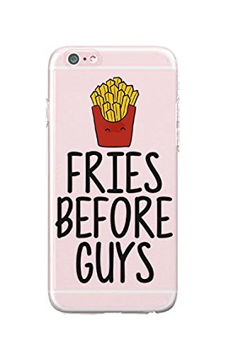 french fries case iphone 4 - 5
