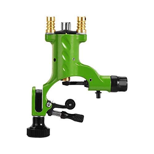 Rotary Tattoo Machine Gun, ATOMUS Tattoo Liner Shader Motor Body Art Dragonfly Machine Motor Gun for Tattoo Artist (Green)