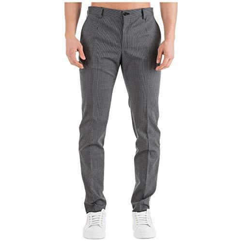 Dolce&Gabbana Men Trousers - Nero 34W
