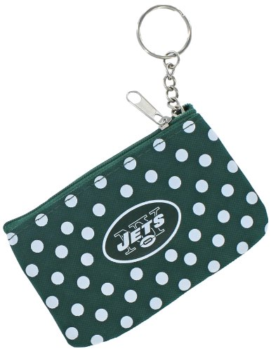 NFL New York Jets Coin & ID Purse