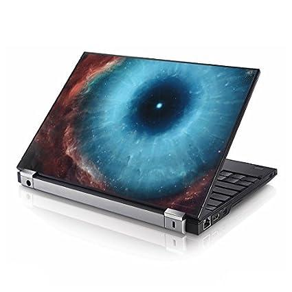 eDealMax Etiqueta Con el patrón PC Cielo del ojo portátil de equipaje del coche autoadhesivo etiqueta
