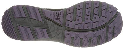 Trail Overstep Runner Black 361 Purple Women's q1C0xwE