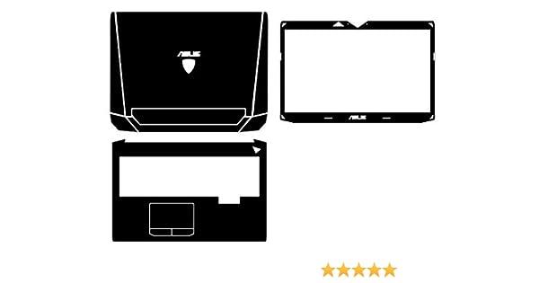f8a0e64fb45c Special Laptop Black Carbon fiber Vinyl Skin Stickers Cover Guard for ASUS  G750 G750JM G750JZ G750JX G750JS G750JH 17.3-inch