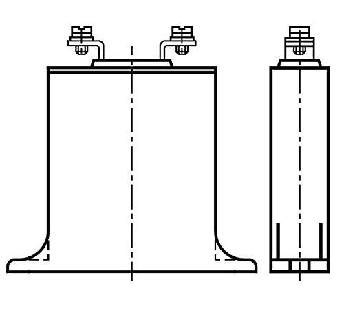Varistors 230V RMS 32MM Varistor B32K230