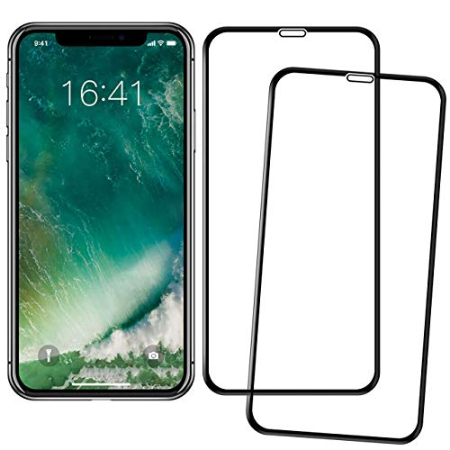 Screen Protector 2-Pack Tempered Glass Full Coverage Coating HD Clarity 10D Touch Accuracy Clear-05