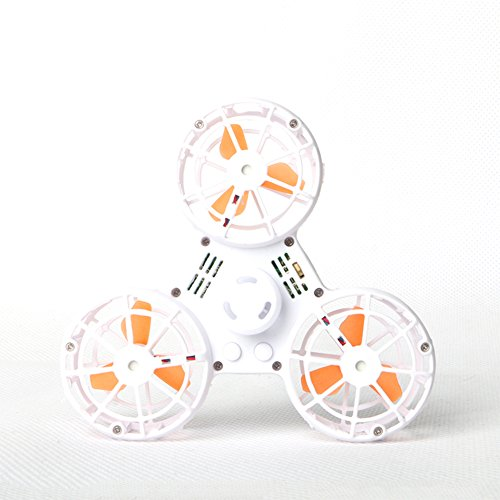 Fashionwu Mini Fidget Spinner Hand Flying Spinning Top Autism Anxiety Stress Release Toy Great Funny Gift by Fashionwu