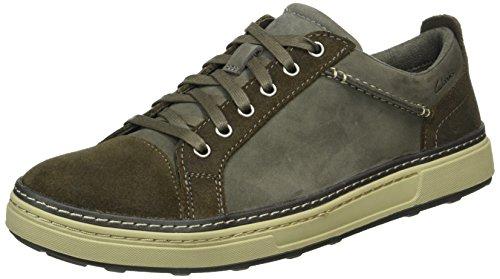 Combi Sneakers Edge Grey Gris Lorsen Clarks Homme qYBRFE