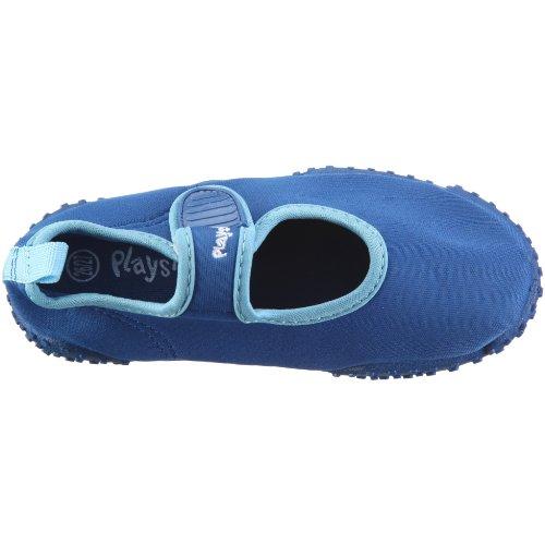 Playshoes Children's Aqua Beach Water Shoes (11.5 M US Little Kid, Blue) by Playshoes (Image #7)