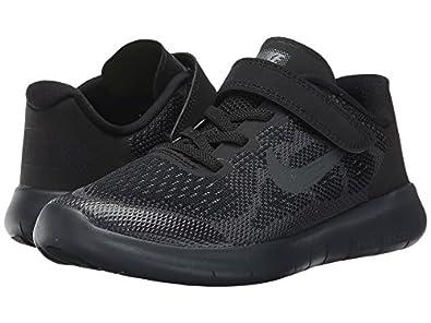 5cf31f1af5fc0 Nike Free RN 2017 (PSV) (12 Little Kid M) Black